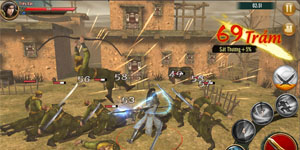 Không chỉ hành động đã tay, Đỉnh Phong Tam Quốc Mobile còn khiến người chơi đã con mắt nữa!