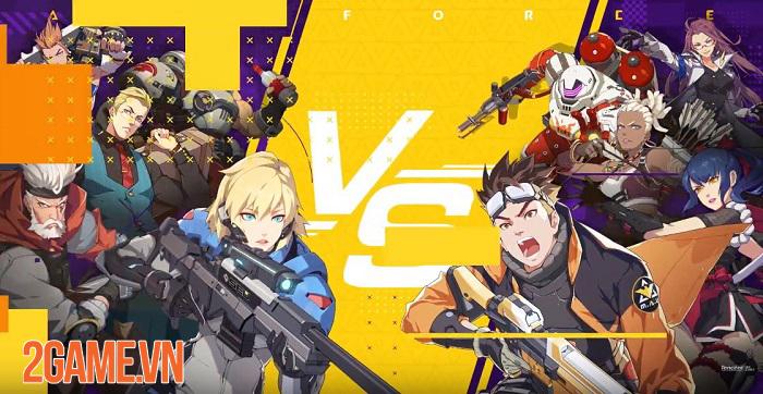 Ace Force - Game mobile bắn súng giống Overwatch với nhiều chế độ chơi mới hấp dẫn 0