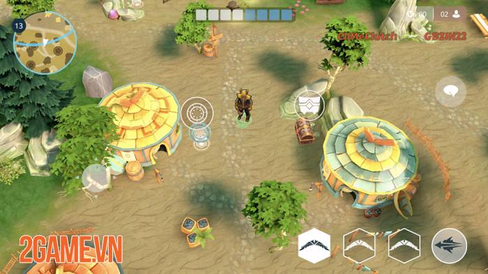 Frostfall - Game Battle Royale cho phép bạn kết hợp vật phẩm đầy mới lạ 0