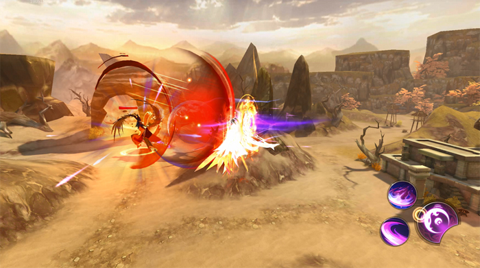 PK trên không - Sân chơi mới lạ chỉ có trong Thiên Kiếm Mobile 2