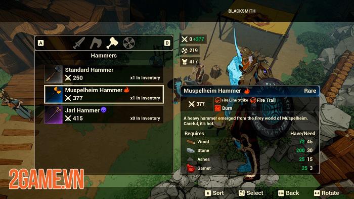 Tribes of Midgard - Game sinh tồn kết hợp lối chơi hành động ấn tượng cho PC 2