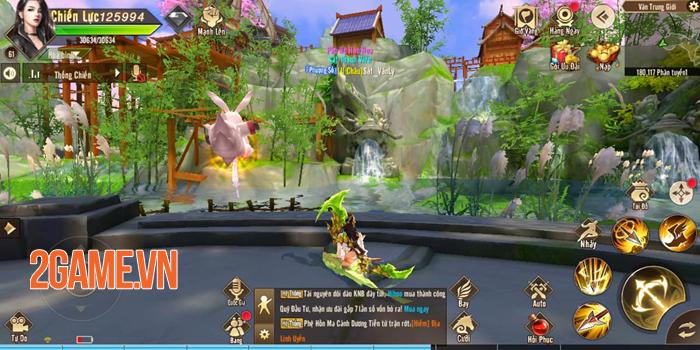 Kiếm Linh và Đao Khách có thể trở thành bộ đôi nguy hiểm trong Thiên Kiếm Mobile 2
