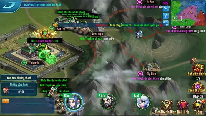 Game thủ Dị Tam Quốc Mobile thi nhau hò hẹn lập team chờ ngày ra mắt 1