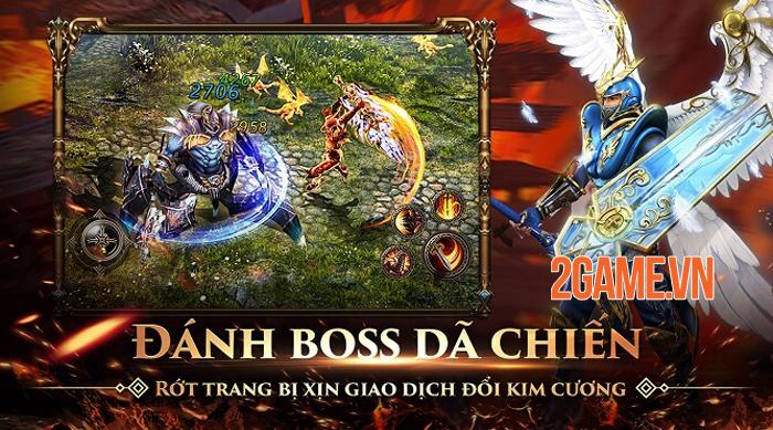 MU Đại Thiên Sứ H5 - Game nhập vai đa nền tảng về MU Online cập bến Việt Nam 0