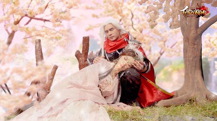 Game thủ Thiên Kiếm Mobile vỡ òa trước trailer đẹp lung linh của ca sĩ Đan Trường 1