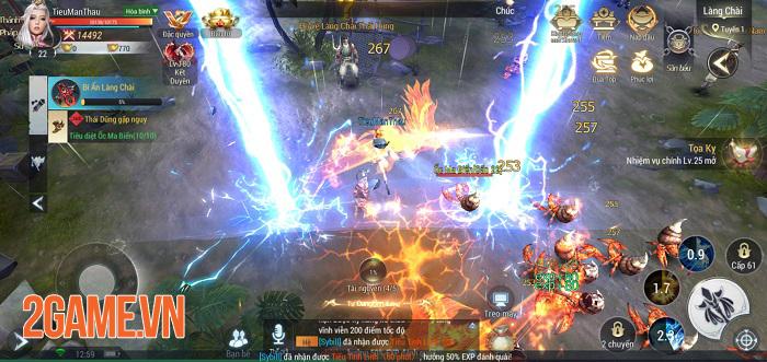 Trải nghiệm Sword and Summoner: Lôi cuốn ở cả đồ họa lẫn gameplay 3