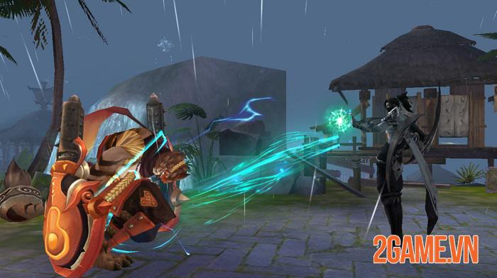 Trải nghiệm Sword and Summoner: Lôi cuốn ở cả đồ họa lẫn gameplay 1