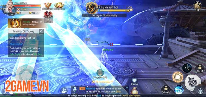 Trải nghiệm Sword and Summoner: Lôi cuốn ở cả đồ họa lẫn gameplay 4