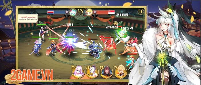 Tales of Demons and Gods - Game nhập vai thẻ tướng đậm khí chất truyện tranh Trung Hoa 0