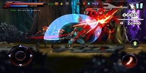 Ninja Hero – Game chiến đấu chủ đề ninja với hệ thống combo độc đáo