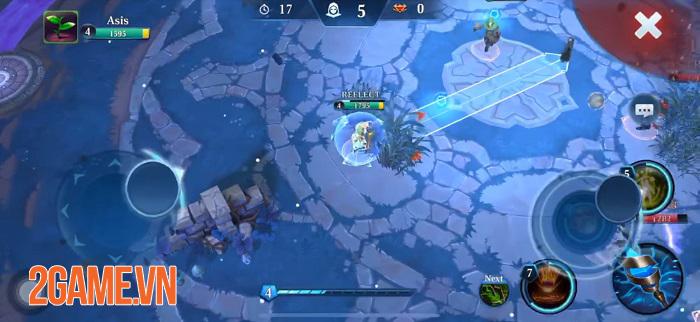 Manastorm: Arena of Legends - Đấu trường phép thuật có nhịp độ