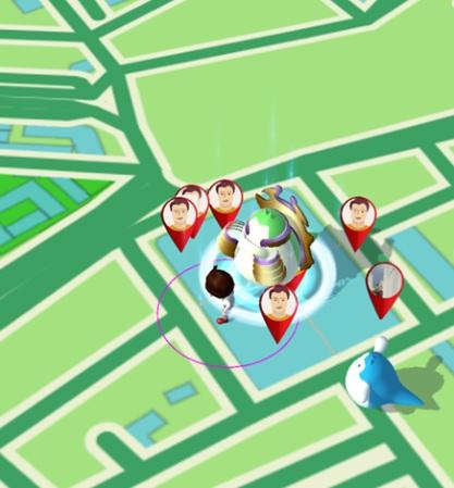 TS GO là game bắt thú cưng phong cách Pokemon GO dành cho fan TS Online Mobile 2