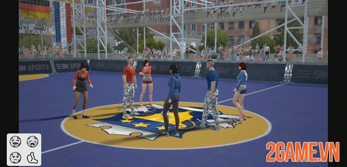 Extreme Football - Phiên bản mobile của game Vua Bóng Đá trên PC lộ diện 0