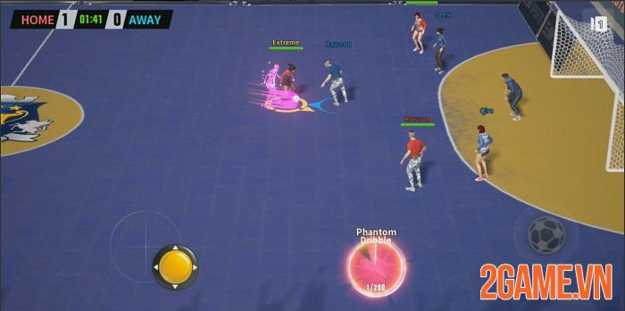 Extreme Football - Phiên bản mobile của game Vua Bóng Đá trên PC lộ diện 1