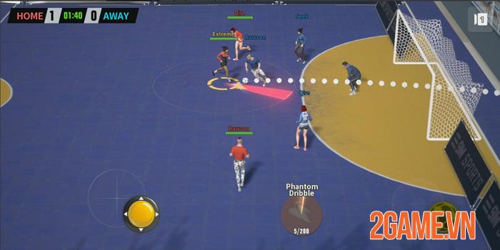 Extreme Football - Phiên bản mobile của game Vua Bóng Đá trên PC lộ diện 2