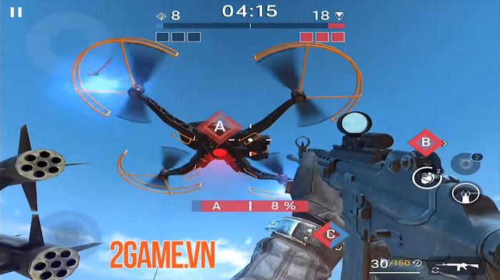 Top 6 game bắn súng di động sở hữu đồ họa sắc nét 2