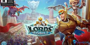 Gamota hợp tác với ông lớn IGG phát hành game Lords Mobile tại Việt Nam