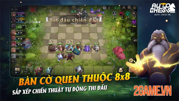 Cảm nhận Auto Chess VN: Đường truyền ổn định, Việt hóa chỉn chu, chưa có voice tiếng Việt 5