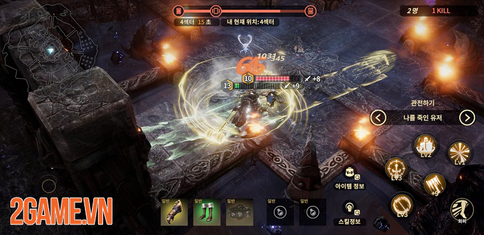 Netmarble công bố game battle royale A3 Still Alive cực chất cho người dùng mobile 2