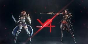 Game mobile chất lượng cao Project V4 sắp được Nexon ra mắt toàn cầu
