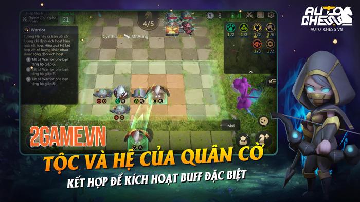 Cảm nhận Auto Chess VN: Đường truyền ổn định, Việt hóa chỉn chu, chưa có voice tiếng Việt 6