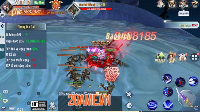 Hiên Viên Mobile ấn định thời gian ra mắt Alpha Test tại làng game Việt 1