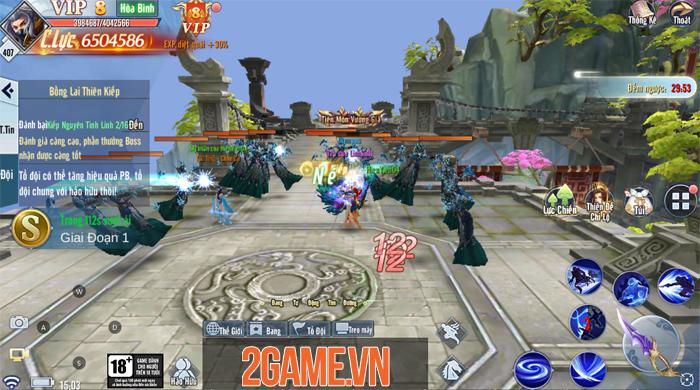 Hiên Viên Mobile ấn định thời gian ra mắt Alpha Test tại làng game Việt 2