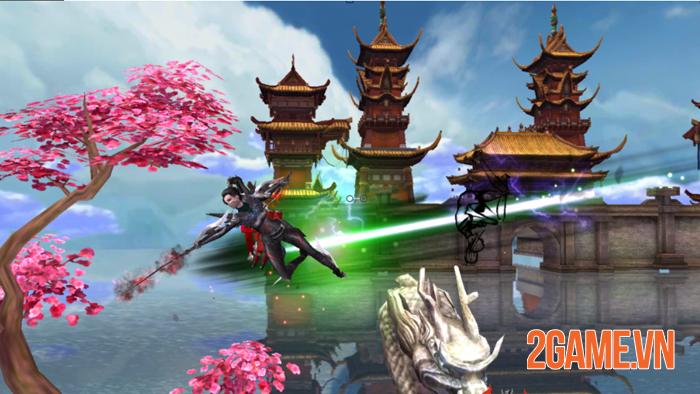 Kiếm Tung 3D - Dự án game nhập vai võ hiệp mới của SohaGame 3