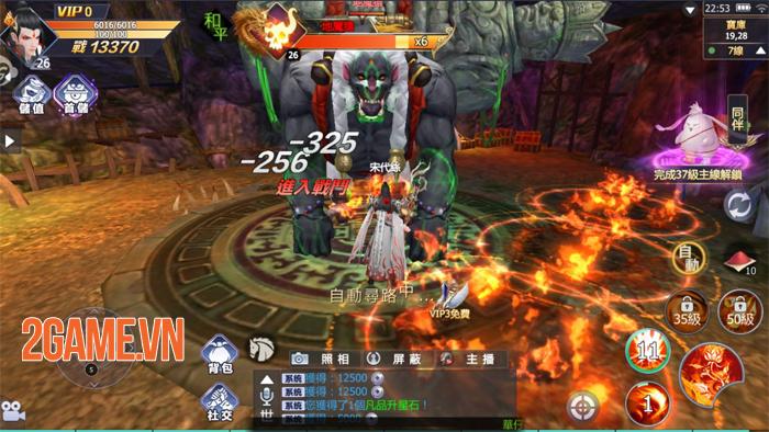 Kiếm Tung 3D - Dự án game nhập vai võ hiệp mới của SohaGame 4