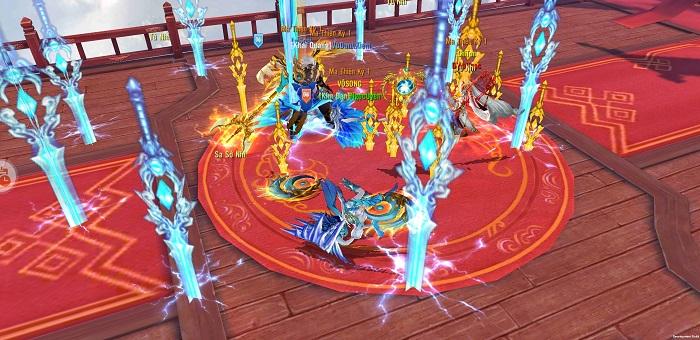 Giải đấu Song Kiếm Uyên Ương của Kiếm Ma 3D đã tìm được những cặp đôi xuất sắc 1