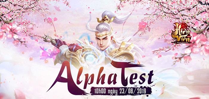 Hiên Viên Mobile ấn định thời gian ra mắt Alpha Test tại làng game Việt 5