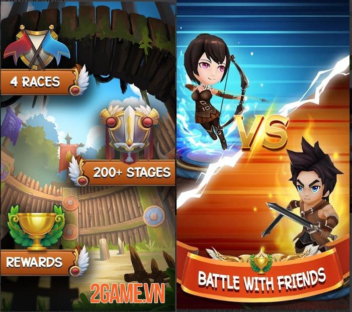 Game chiến thuật thả quân Lords Mania ra mắt toàn cầu có hỗ trợ cả tiếng Việt 2