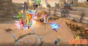 Thiên Kiếm Mobile: Từ săn boss đến quốc chiến, đâu đâu cũng là chiến trường!