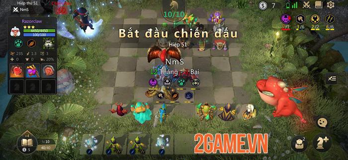 Auto Chess VN mang đến nhiều lợi ích hơn cho game thủ Việt trong quá trình chơi 3