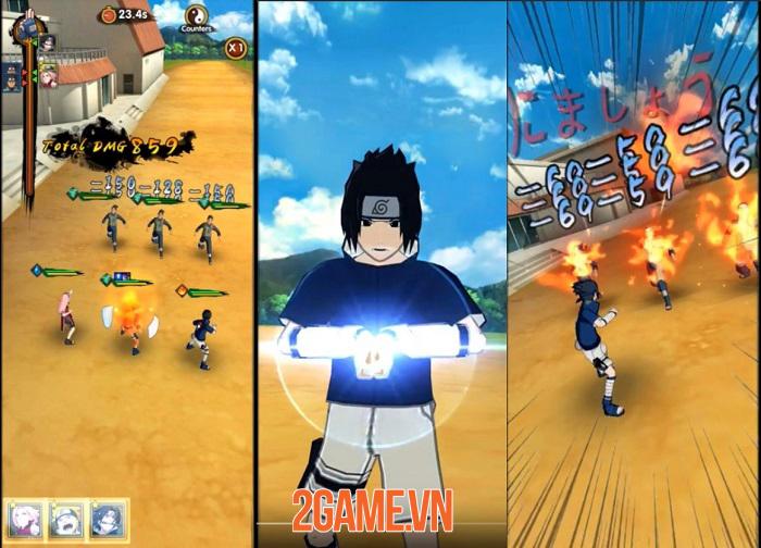 Rikudou Ninjutsu cho phép bạn học tất cả nhẫn thuật nổi tiếng trong thế giới Naruto 1