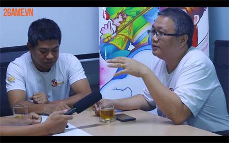 Trò chuyện với trưởng dự án game TS Online Mobile Việt Nam: Mọi thứ đã sẵn sàng!!!