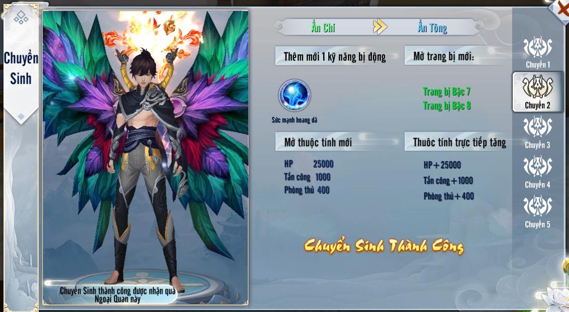 Hiên Viên Mobile là game nhập vai cày cuốc siêu đẹp siêu nhẹ 3