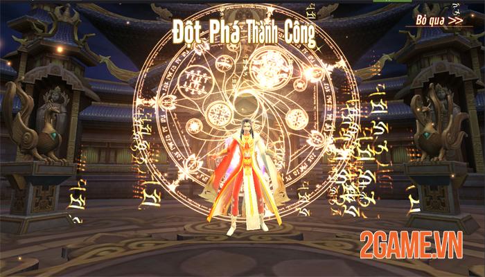 Hiên Viên Mobile là game nhập vai cày cuốc siêu đẹp siêu nhẹ 4