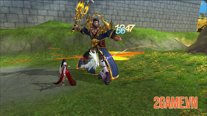 Hiên Viên Mobile là game nhập vai cày cuốc siêu đẹp siêu nhẹ 1