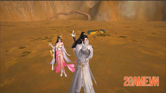 Hiên Viên Mobile là game nhập vai cày cuốc siêu đẹp siêu nhẹ 0