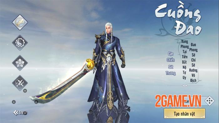 Hiên Viên Mobile là game nhập vai cày cuốc siêu đẹp siêu nhẹ 2