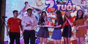 Cộng đồng OMG 3Q Hà Nội cháy hết mình trong đại tiệc mừng 2 tuổi