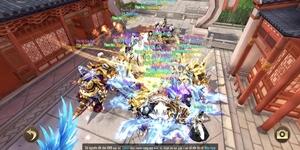 Thiên Kiếm Mobile đã mở cửa chào đón game thủ bước vào thế giới tiên hiệp kì ảo