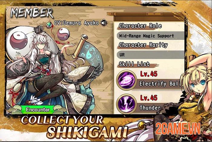 Shikigami: Myth - Chuyến du hành xuyên thời gian trong thế giới của những linh hồn 2