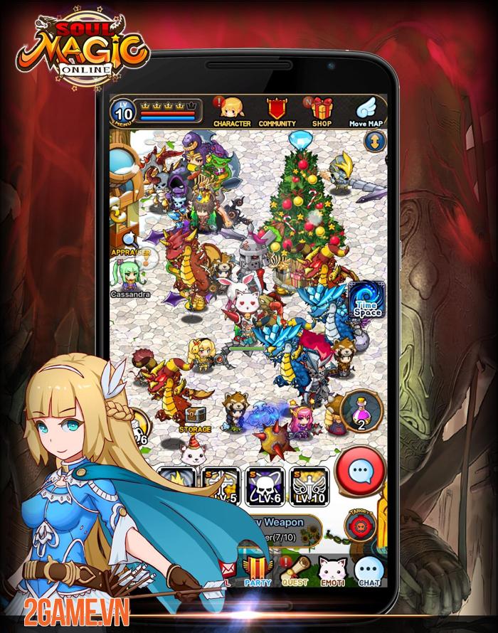 VTC Game trở lại cuộc chơi với dự án mới Biệt Đội Phép Thuật Mobile 1