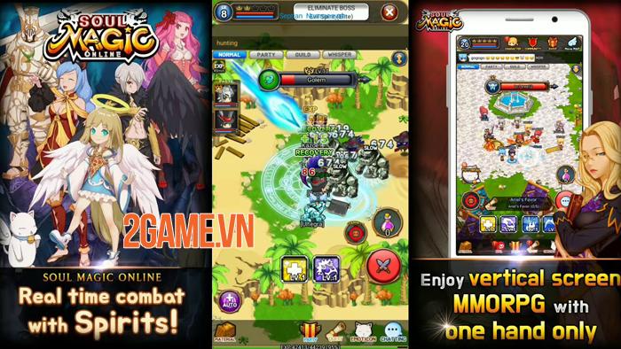 VTC Game trở lại cuộc chơi với dự án mới Biệt Đội Phép Thuật Mobile 2