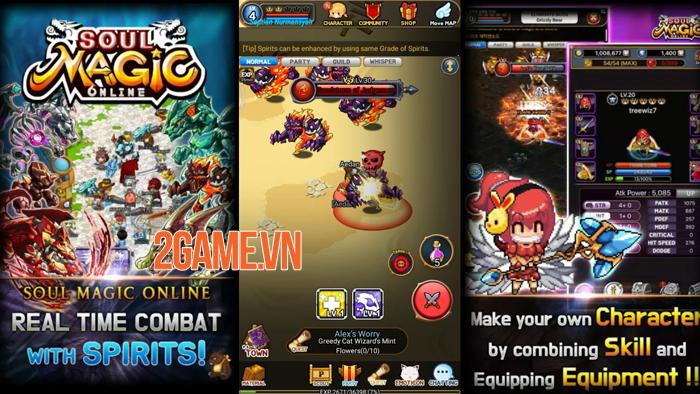 VTC Game trở lại cuộc chơi với dự án mới Biệt Đội Phép Thuật Mobile 3