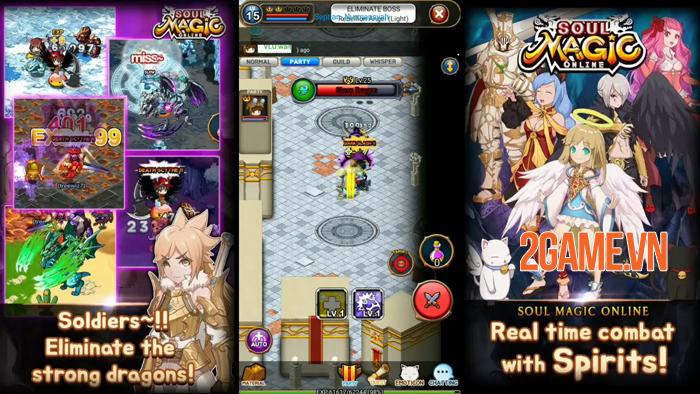 VTC Game trở lại cuộc chơi với dự án mới Biệt Đội Phép Thuật Mobile 4