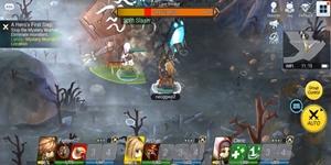 Spiritwish Mobile – MMORPG cho phép điều khiển 3 nhân vật cùng lúc