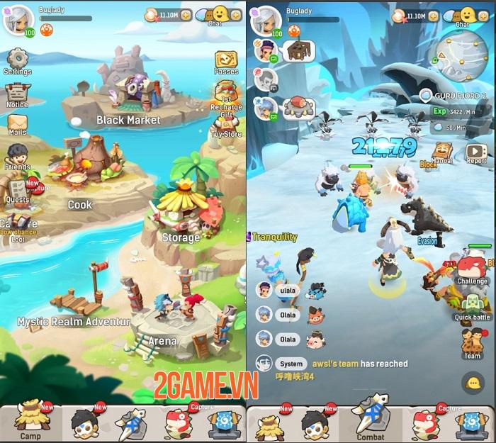 Top 8 game màn hình dọc đang thu hút đông đảo game thủ Việt 2
